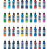 FUSION INK SET DE 60 COULEURS 30ML